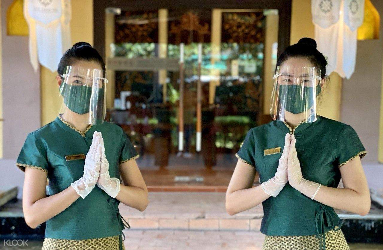 After the lockdown, Oasis Spa is still here waiting for you